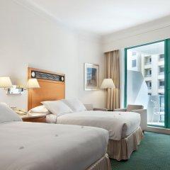 Отель Hilton Dubai Jumeirah 5* Стандартный номер с различными типами кроватей фото 8