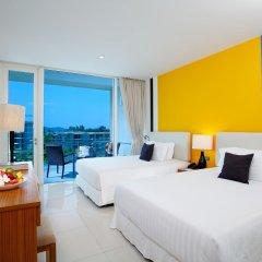 Отель Splash Beach Resort 5* Улучшенный номер с различными типами кроватей