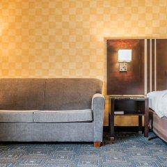 Отель Quality Inn & Suites Mall Of America - Msp Airport 3* Стандартный номер