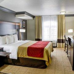 Отель Comfort Inn And Suites Near Universal Studios 2* Люкс