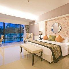 Отель The Par Phuket 3* Люкс с различными типами кроватей