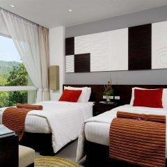 Отель Movenpick Resort & Spa Karon Beach Phuket 5* Люкс с различными типами кроватей фото 4