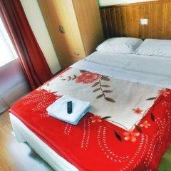 Отель Hostal Numancia Стандартный номер с двуспальной кроватью (общая ванная комната) фото 2
