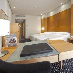 Hotel Silken Puerta Madrid 4* Стандартный номер с двуспальной кроватью фото 5