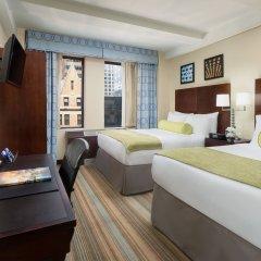 Hotel Mela Times Square 4* Номер Делюкс с различными типами кроватей