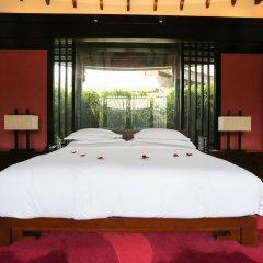Отель Banyan Tree Lijiang 5* Вилла разные типы кроватей фото 2