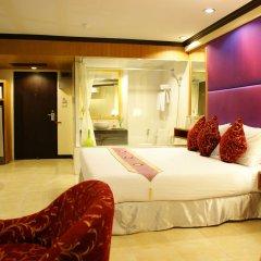 Отель Bella Villa Metro 3* Номер Делюкс с различными типами кроватей