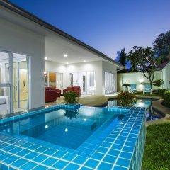 Отель Villa Tortuga Pattaya 4* Вилла Премиум с различными типами кроватей