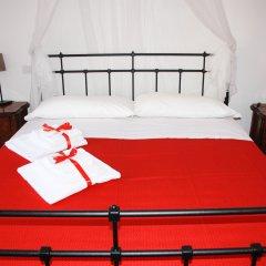 Отель Salotto Piramide B&B Стандартный номер с различными типами кроватей