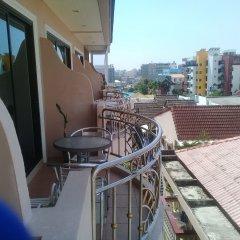 Отель Ban Tyrol вид с балкона