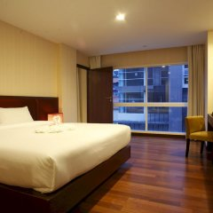 Отель The Kris Residence комната для гостей фото 4