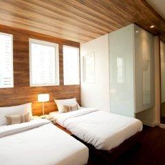 The Period Pratunam Hotel 3* Номер Делюкс