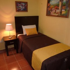Hotel Del Peregrino 3* Номер категории Эконом с различными типами кроватей