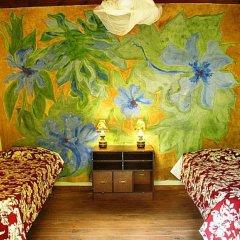 Отель Fare Upu beach front cottage - Moorea 3* Коттедж с различными типами кроватей