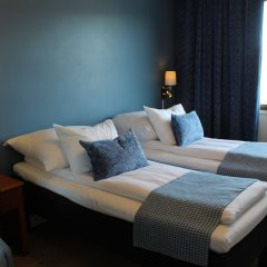 Отель Scandic City 3* Улучшенный номер