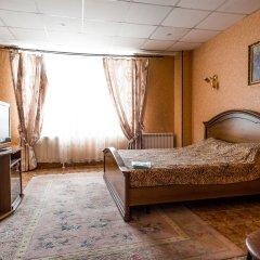 Гостиничный комплекс Жар-Птица Люкс с различными типами кроватей фото 6
