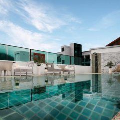 SunSeaSand Hotel открытый бассейн