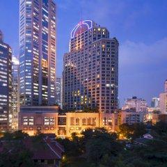 Отель Conrad Bangkok Таиланд, Бангкок - отзывы, цены и фото номеров - забронировать отель Conrad Bangkok онлайн фасад