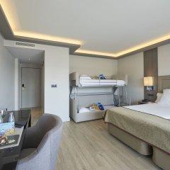 Отель Melia Alicante 4* Стандартный номер с различными типами кроватей