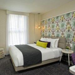 Отель Dream New York 4* Стандартный номер с различными типами кроватей фото 8