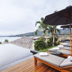 Отель Andara Resort Villas терраса/патио фото 5
