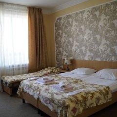 Гостиница Элегант Стандартный номер с различными типами кроватей