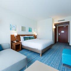Отель Courtyard by Marriott Brussels 4* Улучшенный номер с различными типами кроватей