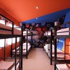 Everyday Bangkok Hostel Кровать в общем номере фото 12