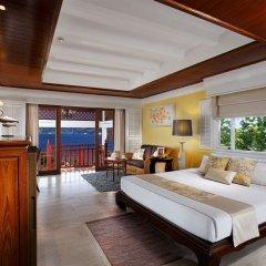 Отель Thavorn Beach Village Resort & Spa Phuket 4* Стандартный номер с различными типами кроватей фото 2