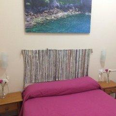 Отель Pensión Azahar 2* Студия с различными типами кроватей