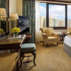 Отель Grand Lapa, Macau 4* Номер Делюкс с разными типами кроватей