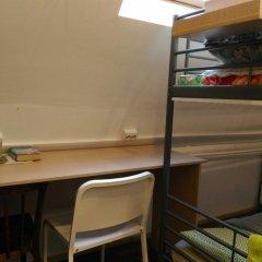Хостел Кислород O2 Home Кровать в общем номере фото 31