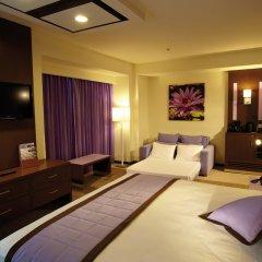 Hotel Riu Plaza Guadalajara 4* Стандартный номер с различными типами кроватей