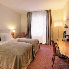 Отель Mercure Düsseldorf City Center 4* Стандартный номер с разными типами кроватей