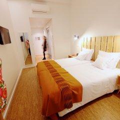 Отель Hall Chiado 4* Стандартный номер с различными типами кроватей