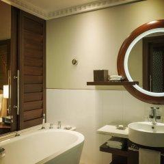 Отель Sofitel Dubai Jumeirah Beach 5* Улучшенный номер с различными типами кроватей фото 11