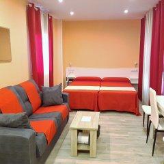 Отель Aparthotel Avenida De America Tijcal 3* Улучшенная студия с различными типами кроватей