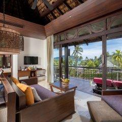 Отель The Vijitt Resort Phuket комната для гостей