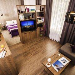 Апарт-отель Senator Maidan Апартаменты с различными типами кроватей