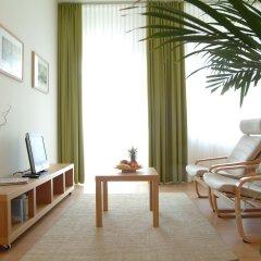 Отель Aparthotel am Zwinger 3* Стандартный номер с различными типами кроватей