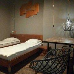 Mezzanine Hotel 2* Стандартный номер разные типы кроватей