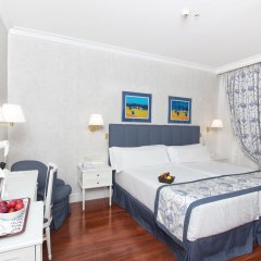 Hotel Atlántico 4* Стандартный номер с двуспальной кроватью фото 2