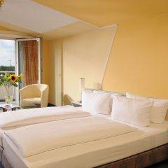 Leonardo Boutique Hotel Berlin City South 4* Улучшенный номер с различными типами кроватей фото 5