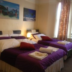 The Crystal Lodge Hotel 2* Стандартный семейный номер с различными типами кроватей