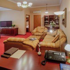 Бизнес-отель Купеческий 4* Апартаменты Премиум разные типы кроватей