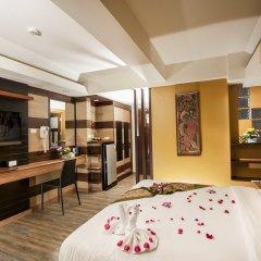 Отель La Vintage Resort комната для гостей фото 9
