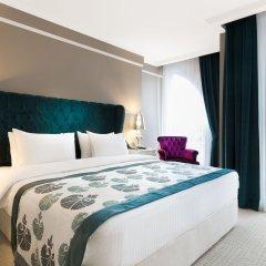 Отель Metropolitan Hotels Taksim 4* Стандартный номер с различными типами кроватей