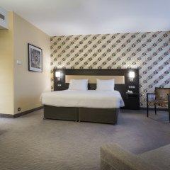 Отель Ramada Plaza Antwerp 4* Стандартный номер с различными типами кроватей