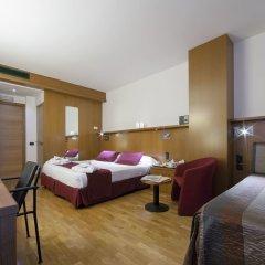 Отель Carlyle Brera 4* Улучшенный номер с различными типами кроватей фото 7