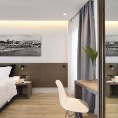 Отель Poseidon Athens 3* Стандартный номер с двуспальной кроватью